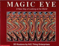magic eye books.