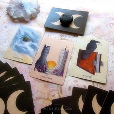 Cards from the Earth