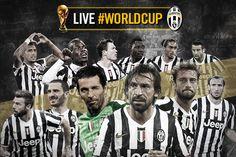 Il Mondiale dei bianconeri, giorno dopo giorno - Juventus.com