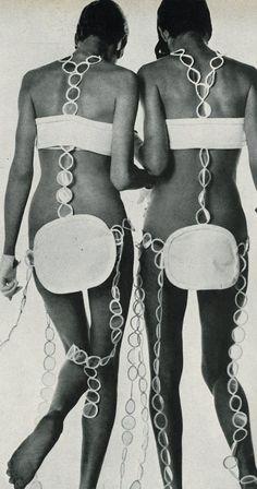 Courrèges Vogue 1967