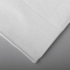 ACS Home & Work White Huck Towel