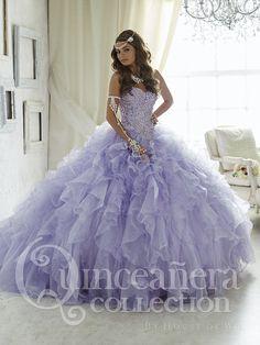 Quinceañera Dresses House of Wu Style #26805PR