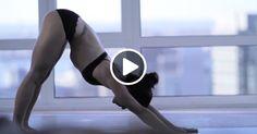 Утренняя йога-зарядка от профессионального инструктора