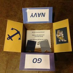 Plebe summer care package