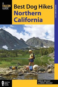 This guidebook reveals the 51 best hiking trails in northern California that are dog friendly. Throughout are full-color maps and photos, helpful tips and sidebars, and tailored hike specs for leash r