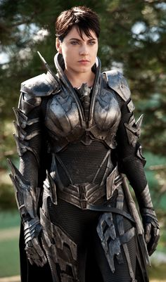 Ten Moments that Mattered: Faora in Man of Steel | DC Comics