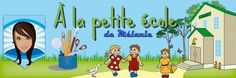 À la petite École...  Great site with french worksheets organization tips, french literature links and more