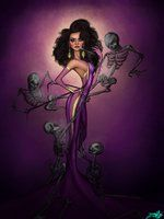 The Seven Deadly Sins* ENVY by dantetyler on DeviantArt Seven Deadly Sins Gluttony, 7 Deadly Sins, Fantasy Forest, Fantasy Art, Lady Fantasy, 7 Sins, Angels And Demons, The Seven, Beautiful Artwork