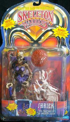 100 Piece Army Skeleton Warriors Ready to Take Over!