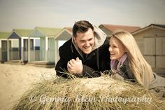 Beach photography. West Wittering. Couple shoot, Hampshire. Gemma Klein Photography