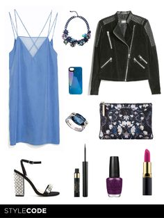 Night Party Style! for Cosmopolitan Magazine.