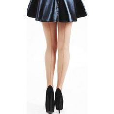 Collants Sexy Rockabilly Pin-Up Résille Couture