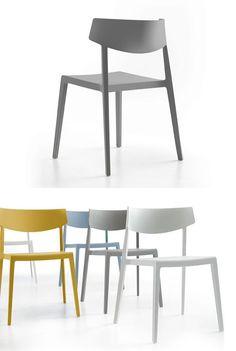Actiu   Wing - natural technological evolution of a traditional wooden chair   design by Ramos & Bassols (David Ramos & Jordi Bassols)