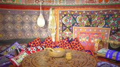 The revival of ancient Kazakh arts and crafts