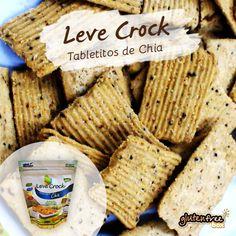 Tabletitos de Chia - Leve Crock