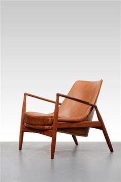 Seal Chair by Ib Kofod-Larsen
