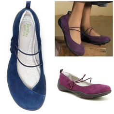 Shoes for bunions: Jambu Mason