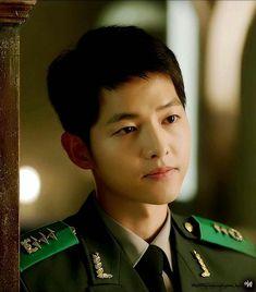 Captain Yoo Si Jin: