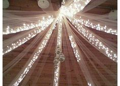 Party Lights Company - Ceiling Fairy Lights Decoration