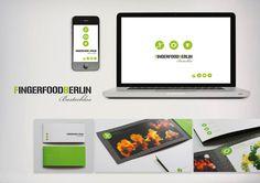 Catering, Webseite, Printsachen, Flyer