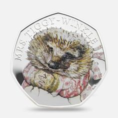 Beatrix Potter Coins | The Royal Mint Mint Coins, Silver Coins, Watercolor Illustration, Graphic Illustration, Beatrix Potter Illustrations, English Coins, Beatrix Potter Books, Beatrice Potter, Peter Rabbit And Friends