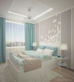 Bedroom design ideas - The bedroom is the most comfortable place to rest. Do not you let your bedroom fall apart with a mediocre design. Discover the inspiration of modern, cool, luxurious, beautiful bedroom designs, etc. #bedroom #room #home #homedecor #homedesign #BedroomDecorIdeas #bedroomdesign