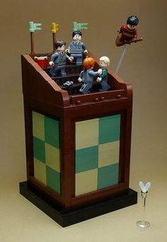 Harry Potter Quidditch Brawl!