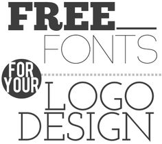 10 Free Logo Fonts - azoft, bpscript, daniel, journal, kaushan