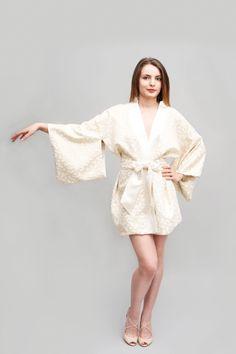 Kama Kimono – Gold/White by FiorStudio on Etsy https://www.etsy.com/listing/466809870/kama-kimono-goldwhite