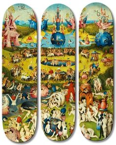 "michelgaubert: ""The Garden of Earthly Delights"""
