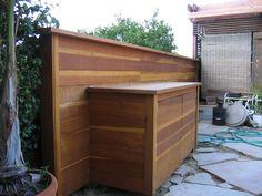 Pool Equipment Cover Ideas rustic wood pool equipment enclosure Pool Pump And Storage Google Search