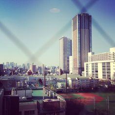 Bye bye, Tokyo.