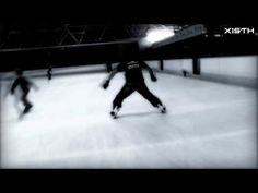 ▶ XISTH - W&L Tutorials - Trick: Crossed Bootslide ( Freestyle Ice Skating Tutorial ) How to ice skate - YouTube