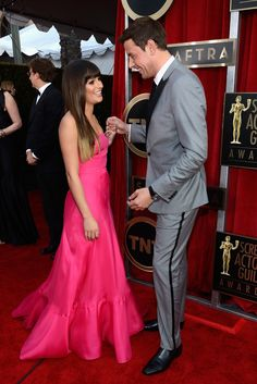 Cory Monteith - 19th Annual Screen Actors Guild Awards - Red Carpet