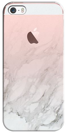 Casetify iPhone SE Classic Snap Case - MARBLE GRADIENT   WHITE #3 by LeeAnn Visser #Casetify
