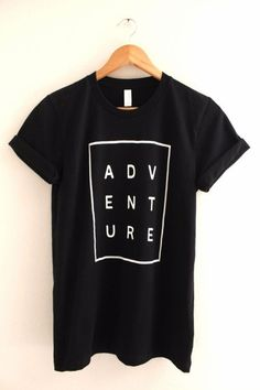 This minimalist t-shirt: | 29 Gifts For Anyone With Major Wanderlust
