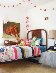 Children's Rooms: Big Girl's Bedroom