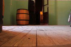 Habitación de una #hacienda pulquera. #Paisajes #Arquitectura #Pulque