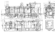 P class Steam Locomotive