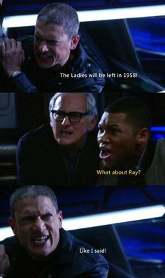 "awesome For Everyone Watching ""Legends Of Tomorrow"" Just For Captain Cold"