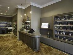 Arran Aromatics Pop-up Store by Great Brink, Edinburgh – UK » Retail Design Blog