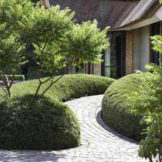 """gardeninglovers: """" Tuin inspiratie """""""