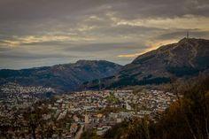 Låndas from Nattlandsfjellet Norway, Real Estate, Mountains, Nature, Travel, Naturaleza, Viajes, Real Estates, Destinations