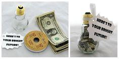 Creative Ways to Give Money - Graduation Gift Ideas