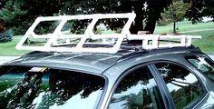 PVC Roof Rack. -CAB