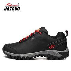 size 40 a0fb6 48e88 Jazovo Outdoor Men Waterproof Sport Hiking Outdoor Men, Hiking Shoes, Black  Boots, Designer