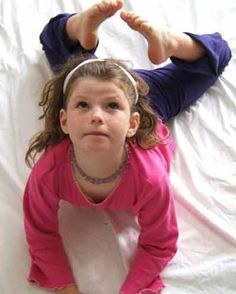 Kids Yoga Dealing with Anger Management