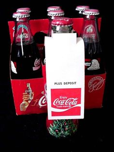 "Pad of 25 Vintage Coca Cola Carton Advertising Store Pricing Inserts 2""x 5.5"" #CocaCola"