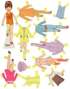 Paper Dolls~PlayMates - Bonnie Jones - Picasa Webalbum
