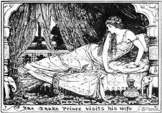 The Snake Prince - H.J. Ford